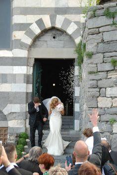 Wedding S.Pietro Portovenere  Dillo coi fiori Sposi http://www.dillocoifiori.com http://www.initalywedding.com/home-en