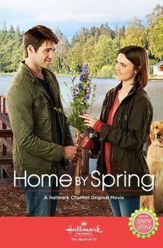 Hallmark's spring fever 2018 new original movie Home by Spring!