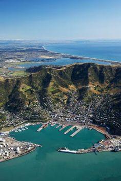 dreaming of open seas: Memories of Christchurch