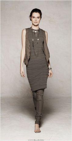 Blu's Womens Wear Sarah Pacini Spring 2012 4