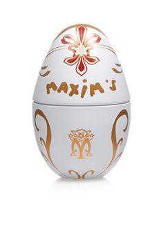 Maxim's de Paris; Hazelnut Praline Chocolates