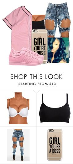 Untitled #240 by oh-thatasia on Polyvore featuring adidas Originals and Casetify