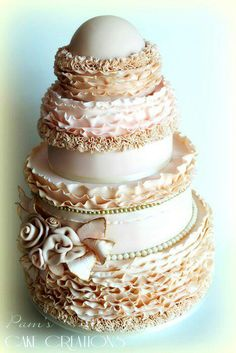 """Gorgeous Cakes at KG """"The Art of Cakes"""""""