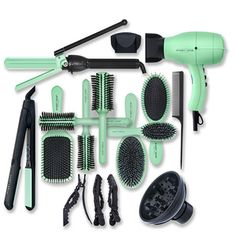 A professional line of hair styling tools by celebrity hairstylist Harry Josh. Free Shipping!