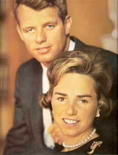 ethel and bobby kennedy - Google Search
