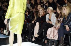 Cameron Diaz Photo - Celebs At The Giorgio Armani Fashion Show