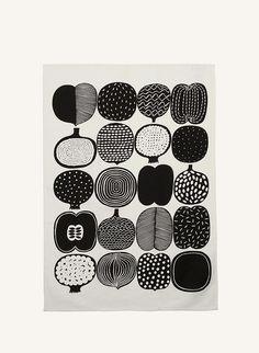Kompotti茶巾|茶巾|厨房与餐厅|首页| Marimekko的(Marimekko的)日本官方在线商店