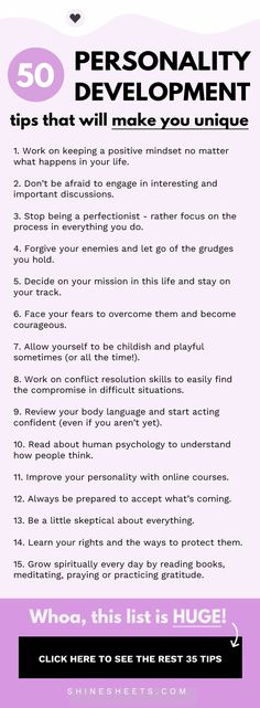 50 Personality Development Tips That Will Make You Unique Hi pretty! - 50 Personality Development Tips That Will Make You Unique Hi pretty! I have a question for you. Be A Better Person, Better Life, Better Person Quotes, Be Better, Affirmations, Self Care Activities, Robert Kiyosaki, Self Improvement Tips, Social Anxiety