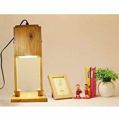 Wooden desk light retro table lamp bedside lamps northern europe style for reading mode4 -- Awesome products selected by Anna Churchill