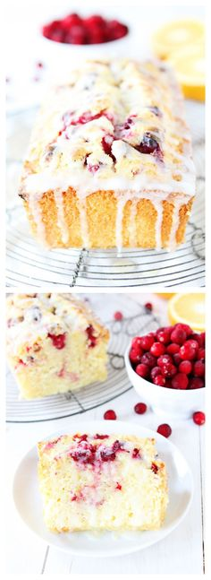 Orange Cranberry Bread Recipe on https://twopeasandtheirpod.com You have to make this bread! It is SO good and perfect for the holiday season! #breakfast #recipe #brunch #morning #recipes