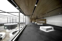 Maike Metals Commodity Exchange Center, Xi'an, China - The Cool Hunter