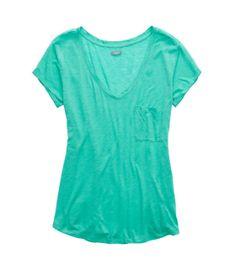 Aerie Boyfriend V-Neck T-Shirt