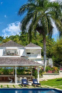 What We Love: Ralph Lauren decor, a splurge-worthy spa and striking Caribbean views near Montego Bay. Round Hill Hotel And Villas (Montego Bay, Jamaica) - Jetsetter