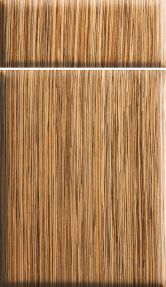 A slab door is a solid, flat door with no frame or panel. Slab cabinet door  styles are usually