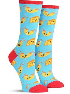 Mac n' Cheese Socks