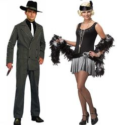 Roaring Twenties Costumes