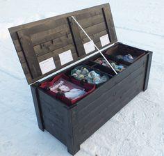 Kierrätyslaatikko. Kerää kierrätettävät tavarat kätevästi yhteen  paikkaan(laatikkoon). Kauppareissulla viet yhdellä kerralla 42f4d56d28