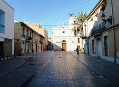 Plaza de Benimaclet
