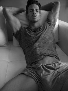 Ryan Young at LA Models by Tony Duran