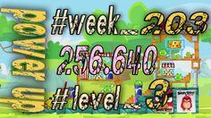 Angry Birds Friends Tournament Week 203  Level 3   power up  HighScore (...