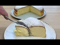 Il n'y a jamais eu un gâteau au yaourt aussi crémeux! Tout le monde vous demandera une recette! # 72 - YouTube Sweets Recipes, Baking Recipes, Cake Cookies, Cupcake Cakes, Greek Desserts, Yogurt Cake, Types Of Cakes, Coffee Cake, Cheesecake Recipes
