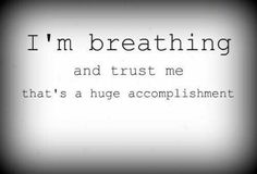 Asthma, characterized by difficulty in breathing, is a chronic lung condition. Asthma patients have hyper responsive airways that narrow down when irritated. My Champion, Child Loss, My Demons, Invisible Illness, Chronic Pain, Chronic Illness, Autoimmune Disease, Grief, In This World