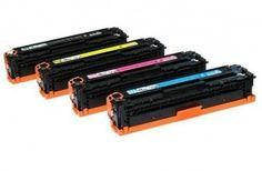 Refill Toner CE320A-CE321A-CE322A-CE323A