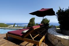 Emelisse Hotel, Cephalonia, Greece. Private shared swimming pool