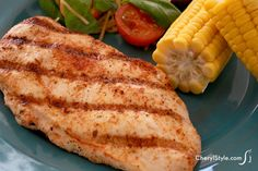 How to make moist grilled chicken that's perfect every time