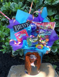 Look these are a cute idea  BRAVE Kids Candy Party Favors Made to Order. $0.20, via Etsy. Girl Birthday, Birthday Ideas, Birthday Parties, Brave Kids, Candy Party Favors, Party Ideas, Gift Ideas, Girls Camp, Easter Ideas
