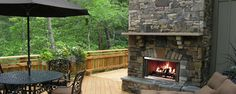 Create an awesome outdoor space by installing Flame and Comfort's Montana wood fireplace that has been designed to withstand extreme weather conditions. It has a durable stainless steel construction that helps deliver solid performance. For more details Call (204) 943-5263 or visit http://www.flameandcomfort.com/product-lines/heat-glo