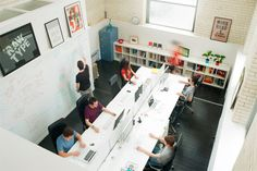 Raw Design Studio - Office Space    http://brainstormoverload.com/category/studio-space/