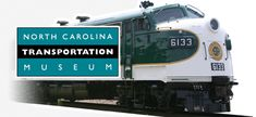 NC Transportation Museum.  SO fun!  And about 1/2 way between the Triangle and Charlotte :)