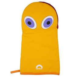 RAINBOW Zippy Oven Glove With this super fun oven glove you can actually do your very best impersonation of the popular character Zippy from the cult kids show Rainbow! http://www.MightGet.com/may-2017-1/rainbow-zippy-oven-glove.asp