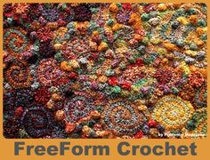 Fiber Crush: Freeform Crochet - UrbanGypZ