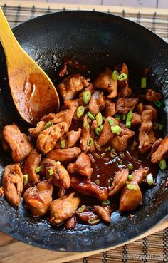 Slimming Eats Hoisin Chicken - dairy free, Slimming World (SP) and Weight Watchers friendly