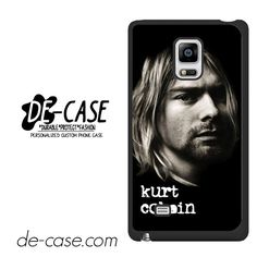 Kurt Cobain A Hole In My Life DEAL-6247 Samsung Phonecase Cover For Samsung Galaxy Note Edge