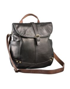 Cynthia Rowley Leather Casual Backpack