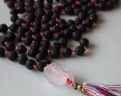 Items I Love by Shani on Etsy White Sage Smudge, Meditation Prayer, Yoga Jewelry, Clear Quartz, Crystal Healing, Tassel Necklace, Hot Pink, Amethyst, My Etsy Shop