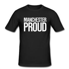 Based on Manchester Pride - can be worn by ALL pround Mancs!