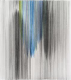 parallel 48   2014   graphite & colored pencil on mat board   51 by 58 inches