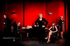 Um drama televisivo pungente e visualmente formidável.