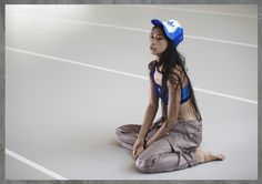 Get Real! Streetwear by photographer Juergen Knoth, 2014. Dancer, hip hop, streetstyle, exercise, workout, sports fashion by adidas, nike, Stella McCartney