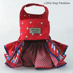 Dog Dress Dog Harness Dress Dog Fashion for Small Dog