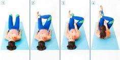 Prova questi esercizi di stretching, suggeriti dall'istruttrice di yoga, specifici per assottigliare il punto vita