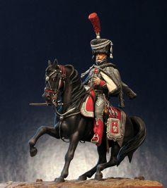 Colonel 3eme Hussards. By Daniel Ipperti