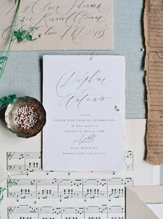Elegant Wedding Inspired by Classical Music  - Once Wed
