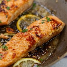 Fish And Seafood, Zucchini, Salmon, Sausage, Good Food, Meat, Fruit, Vegetables, Style