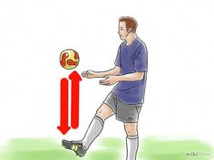How to Juggle a Soccer Ball #soccertips
