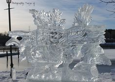 Ice Festival 2015, Heinola Snow Sculptures, Finland, My Photos, Southern, Outdoor, Outdoors, Outdoor Games, Outdoor Living